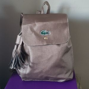 Other - Brown mini back pack